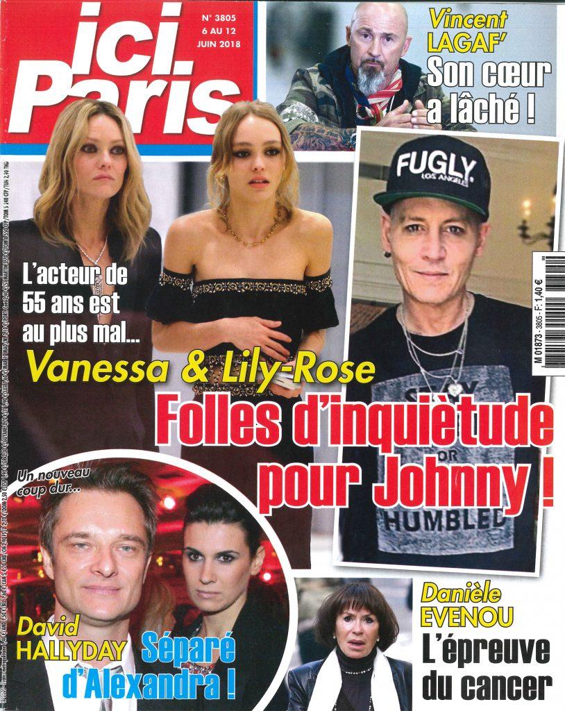 Premiere Ici Paris